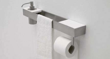 Комбинированный полотенцедержатель