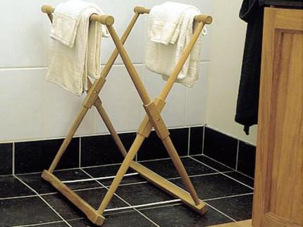 Напольные держатели для полотенец