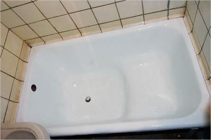 Ванна с неровнім дном