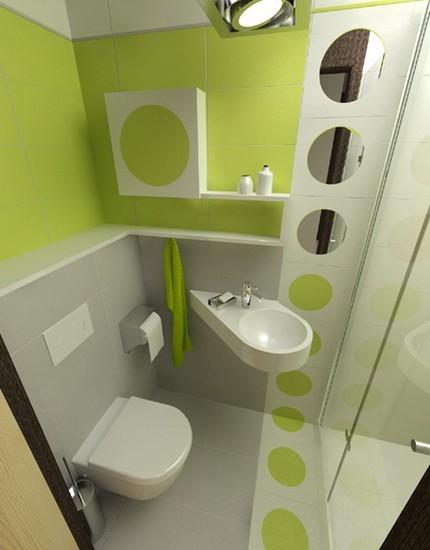 Лаконичный дизайн с использованием подвесной сантехники