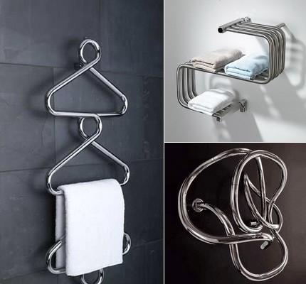 Декоративные модели полотенцесушителей