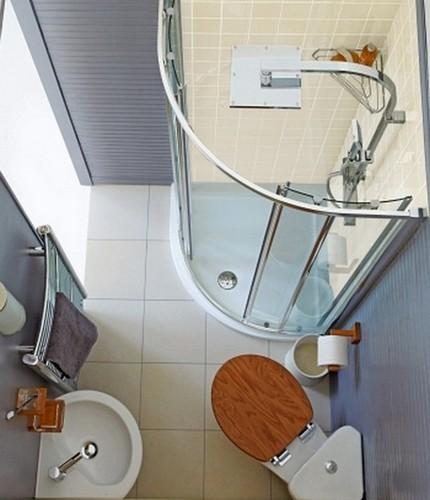 Рациональное использование пространства ванной