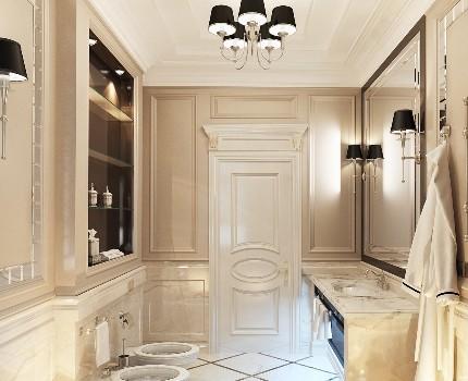 Двери в стиле классика