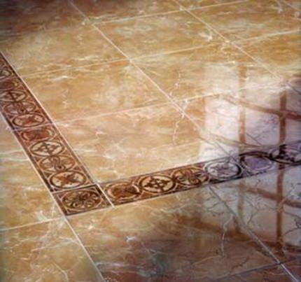 Глазурованная плитка