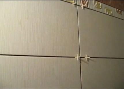 Крестики-фиксаторы для плитки