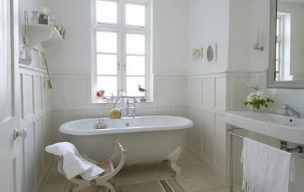 Ванная комната в стиле прованс - утонченная простота