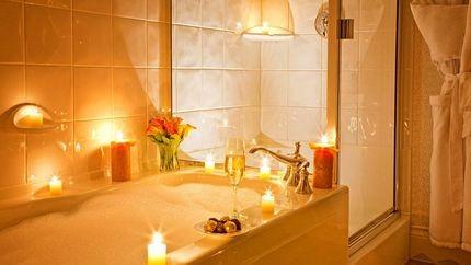 Романтичное освещение