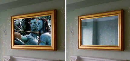 Зеркало-телевизор для ванной