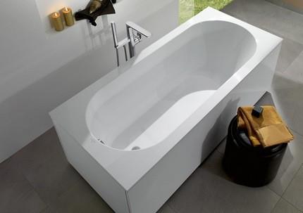 Ванна из кварилового полимера