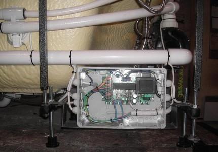 Подключение джакузи к электропитанию