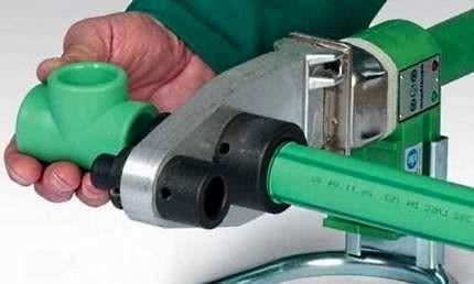 Аппарат для диффузной сварки труб