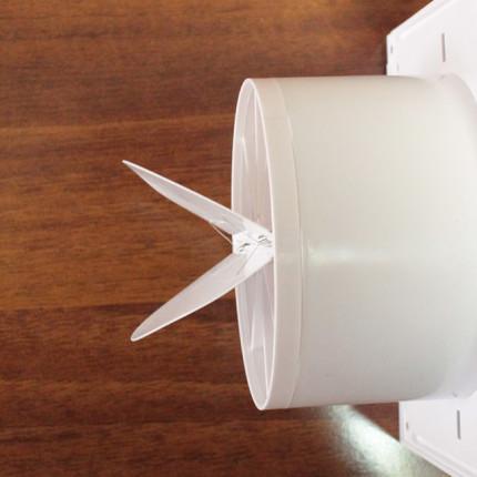 Обратный клапан вытяжного вентилятора