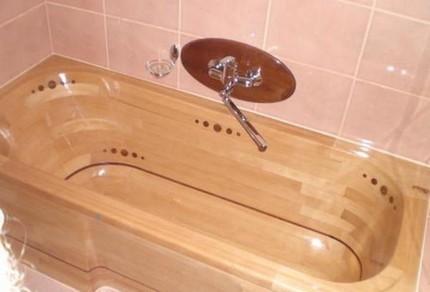 Ванна из бука