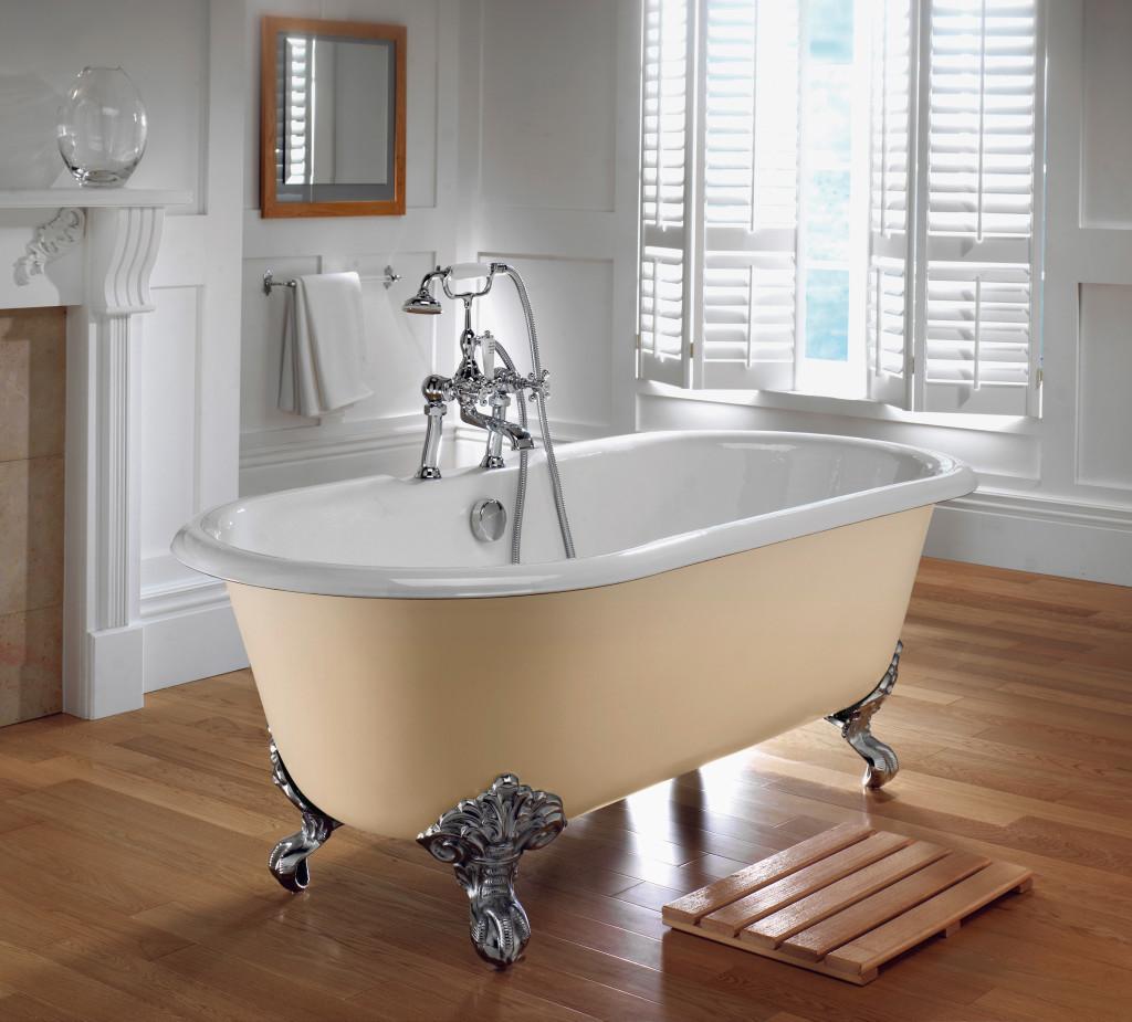Дизайн ванной комнаты в частном доме: особенности, стили