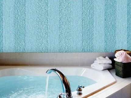 Обои для ванной комнаты моющиеся жидкие стеклообои