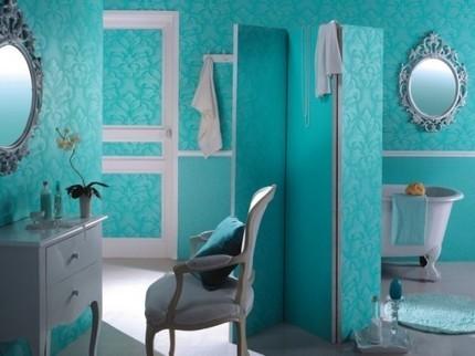 Изысканная отделка ванной комнаты