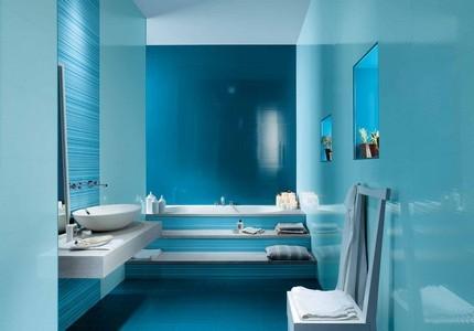 Отделка стен стеклотканью с глазурованным покрытием