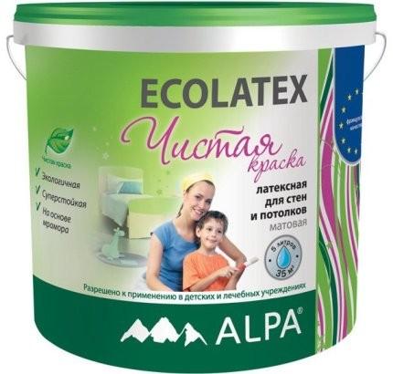 Экологичная краска для ванной