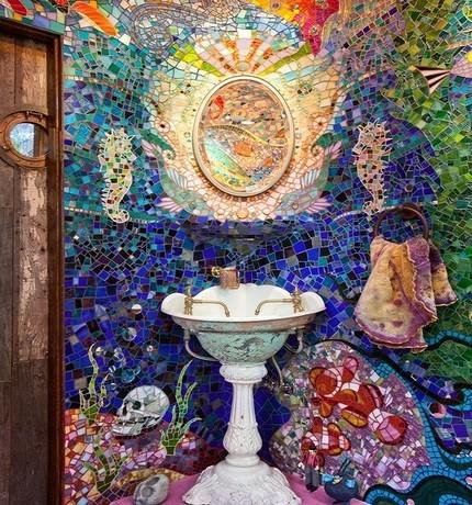 Красивая мозаика