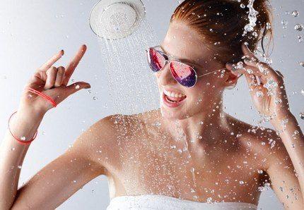 Радио для ванны – любимый гаджет меломанов