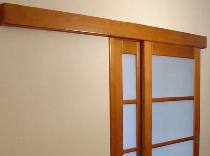 Декоративная планка для раздвижной двери