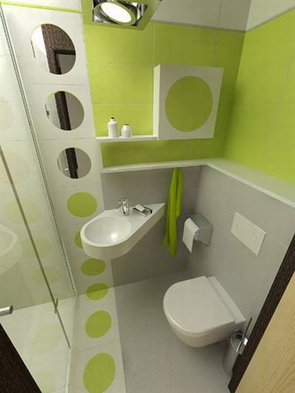 Компактная сантехника в ванную