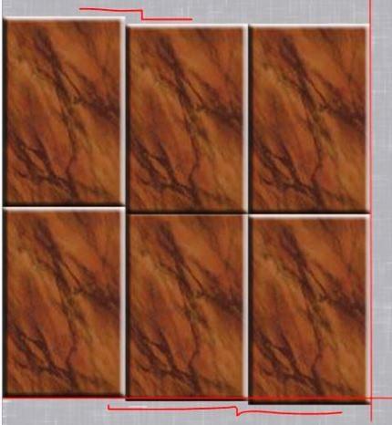 Дефекты укладки плитки