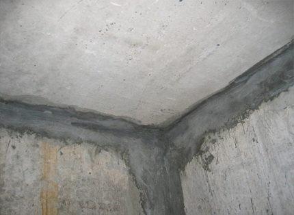 Гидроизоляция потолка ванной