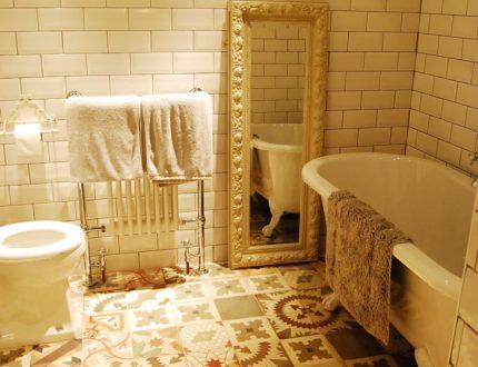 Плитка пэчворк для ванной