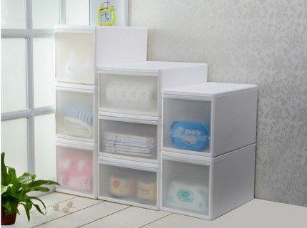 Пластмассовая мебель в ванной