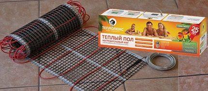 Комплект для теплого пола «Теплолюкс»