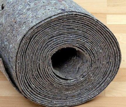 Мармолеум - натуральный линолеум