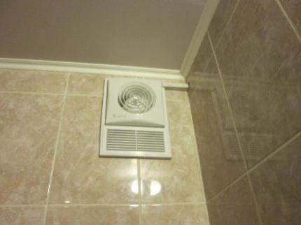 Пример интегрирования двух видов вентиляции