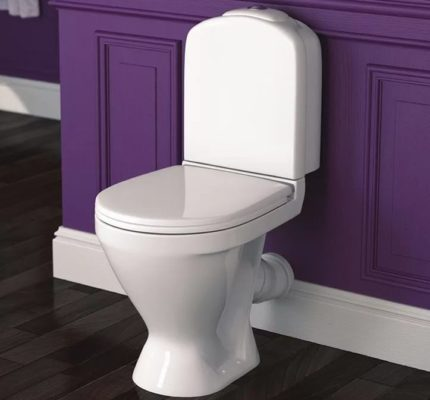 Крышка-сиденье Sanita Luxe