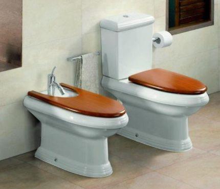 Крышка-сиденье Roca America